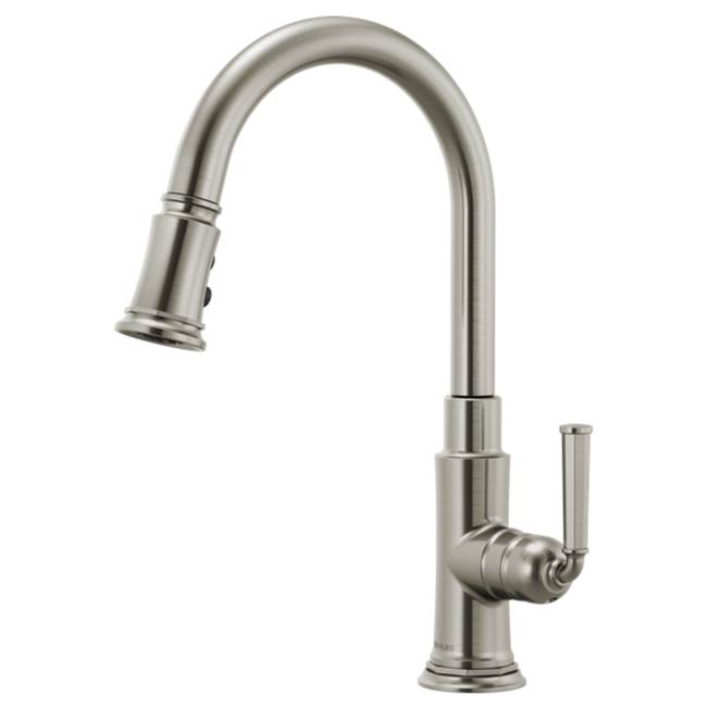 Brizo Rook: Pull-Down Faucet