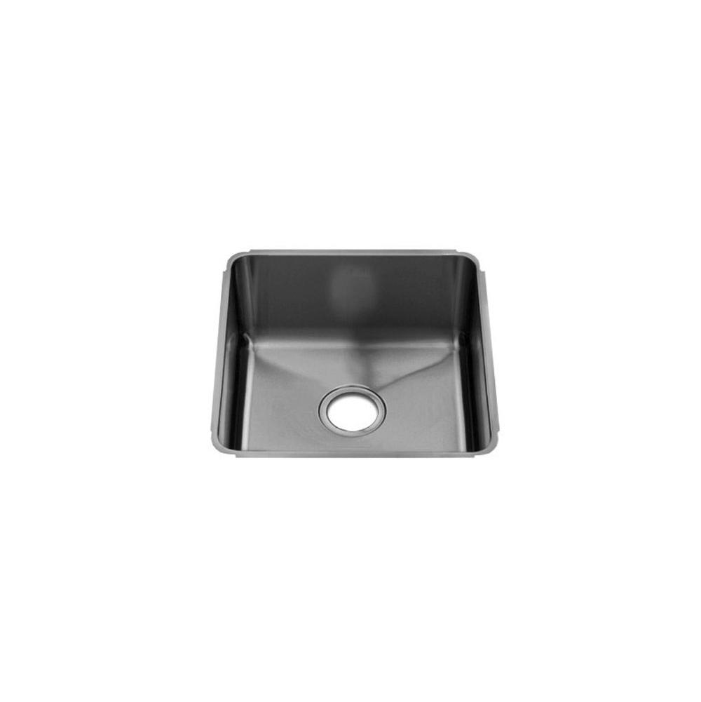 Home Refinements by Julien Classic Collection Undermount sink with single bowl