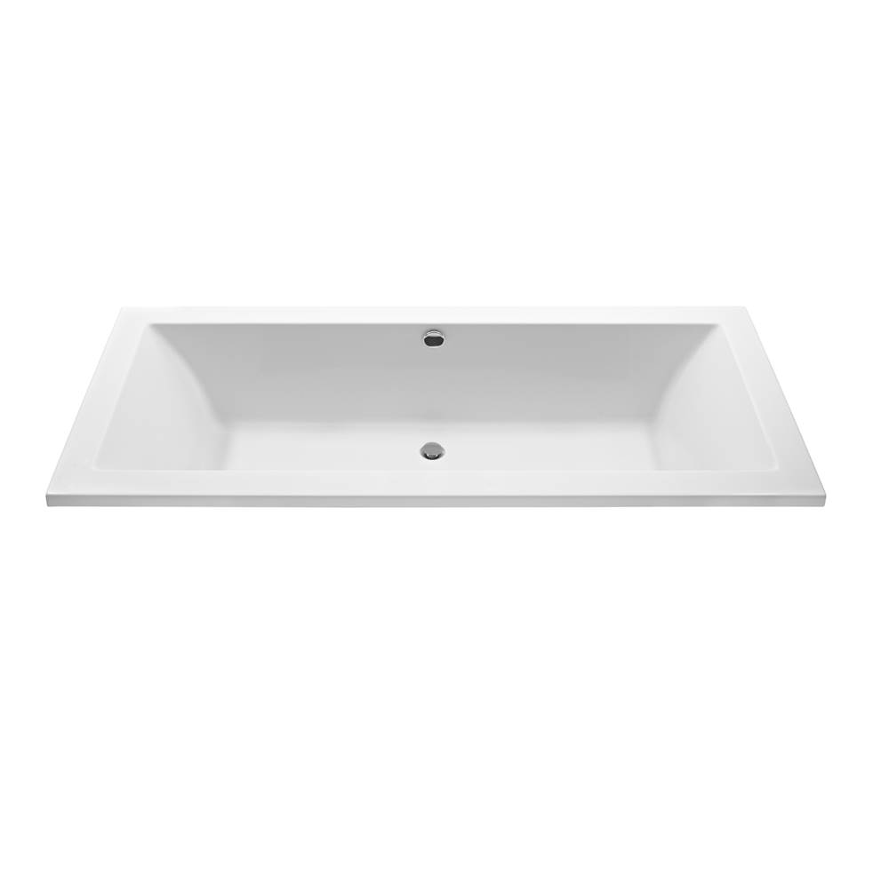 MTI Baths 86x36 BISCUIT UNDERMOUNT ULTRA WHIRLPOOL andrea 27